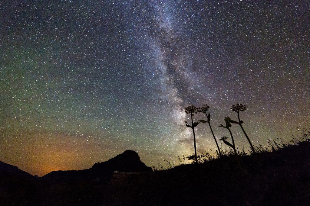 宙フェスの天文情報 『宇宙のフシギに恋する INFO』2019年 9月