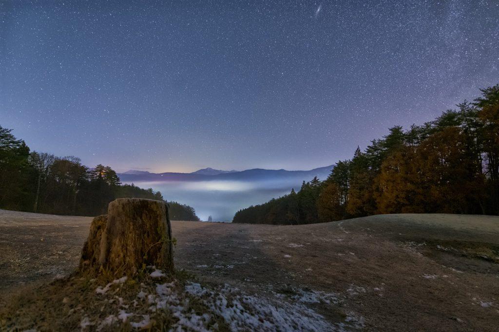 「宇宙によりみち」~ 星空写真家が紹介する、11月に見たい星空3選~